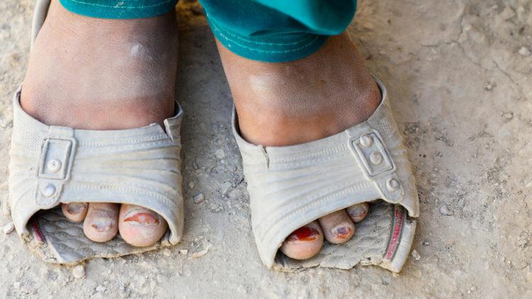 """""""Solidarität für die Armen der Welt"""" lautet die Botschaft des UN-Generalsekretärs zum Internationalen Tag"""