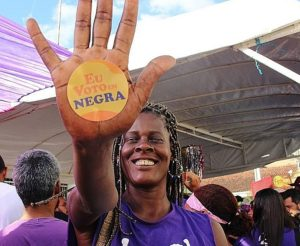 Only one of every 15 mayoral candidates in Brazil's capitals is a black woman