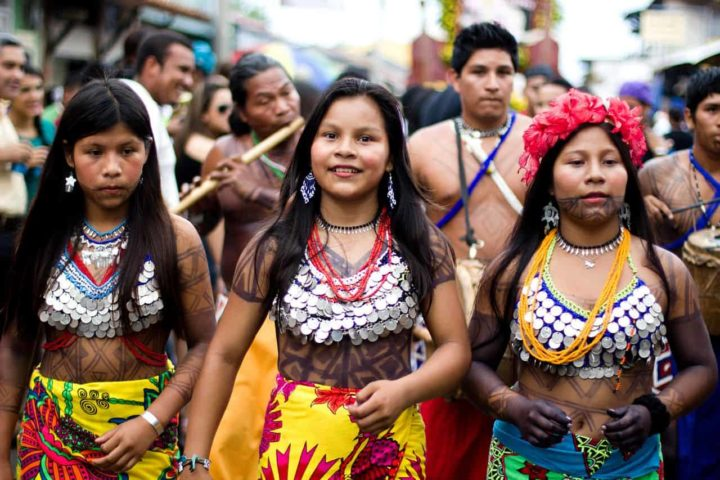 Indigenous Guard in Colombia wins award