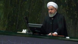 Irán: Rohani dice que nuevas sanciones de EEUU tienen fines electorales