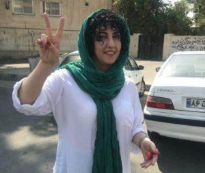 Iran, finalmente libera Narges Mohammadi