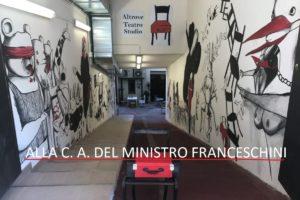 """Alla Cortese Attenzione del Ministro Franceschini: """"Vieni a vedere cosa facciamo"""""""