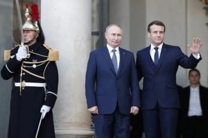 France needs 'strategic dialogue' with Eastern Europe, not Russia