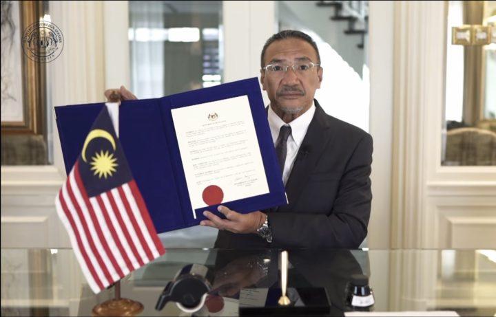 Malaysia ratifiziert den Atomwaffenverbotsvertrag