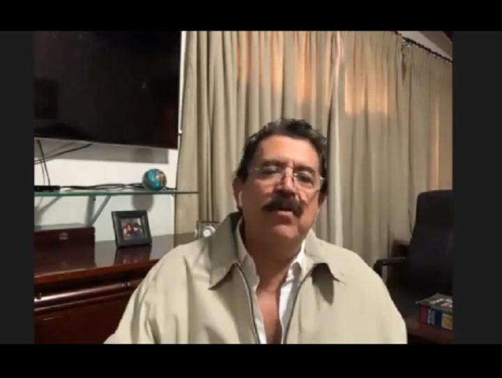 Entrevista a Manuel Zelaya: «Los cambios se hacen desde las luchas políticas»