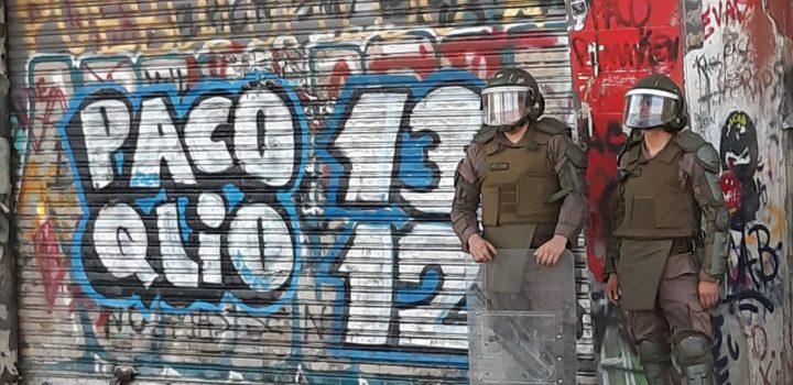 Chili. La journaliste de Pressenza Claudia Aranda arrêtée