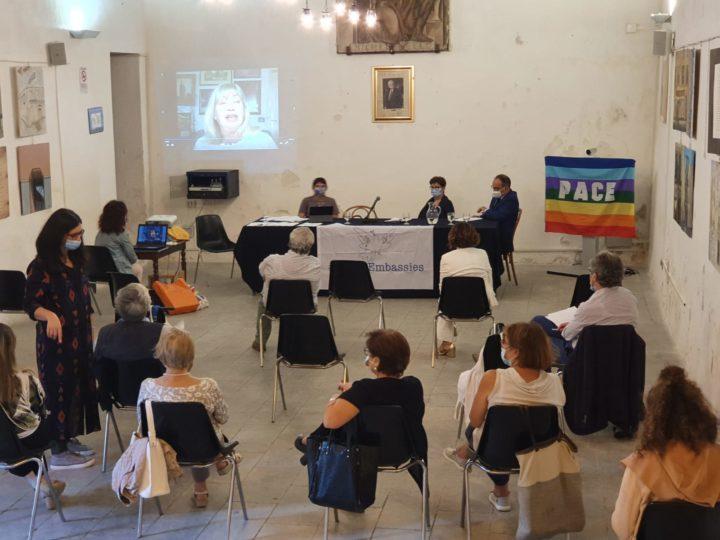 Palermo: ambasciate di pace per portare avanti la nonviolenza