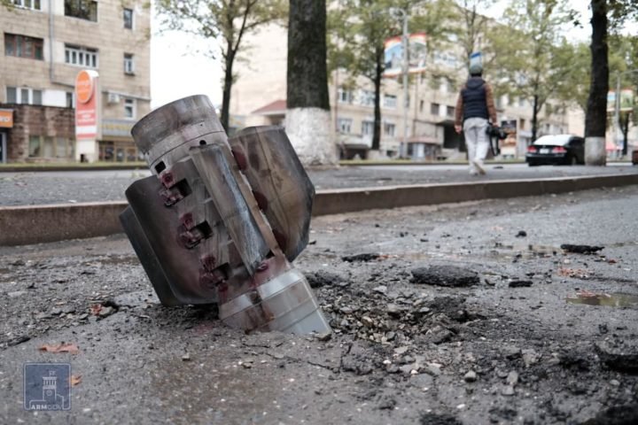 "Conflitto Nagorno-Karabakh: ""Stiamo perdendo tutti"""