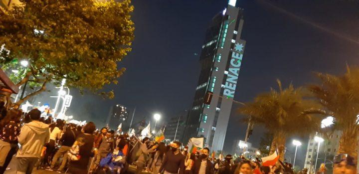 Chili, victoire écrasante du Oui au référendum pour un changement de la Constitution