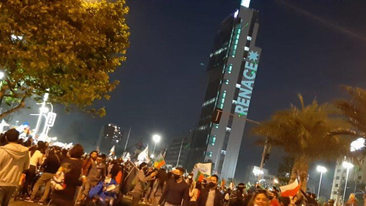 Chile: la opción Apruebo venció abrumadoramente el Plebiscito