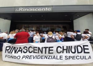 Palermo, vertenza Rinascente. Lettera aperta della Confcommercio