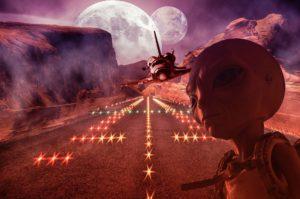 Por qué no nos contactan los marcianos