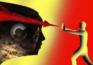 Gyilkos Robotok: precedens egy megelőző tiltásra