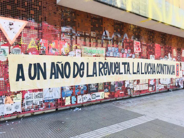 Chili : une année de lutte pour la dignité