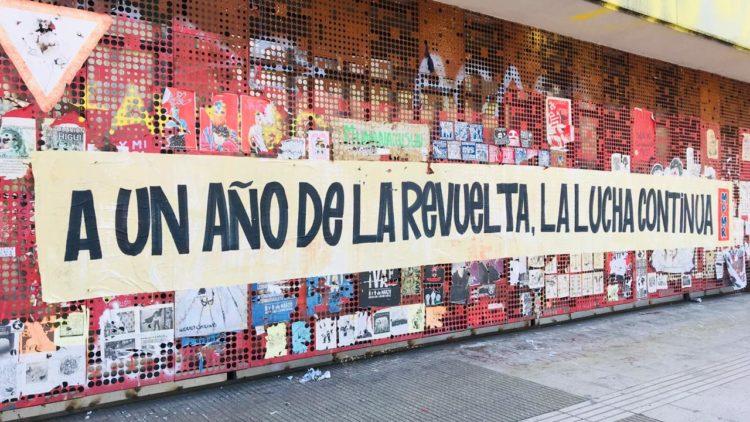 Chile: Un año luchando por la dignidad
