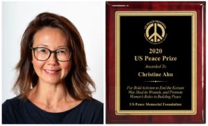 Der US-Friedenspreis 2020