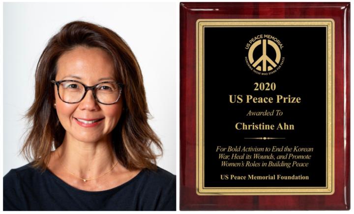 Prêmio Norte Americano da Paz 2020
