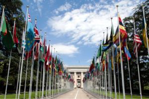 Globale Herausforderungen können wir nur gemeinsam bekämpfen