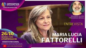Entrevista com Maria Lucia Fatorelli