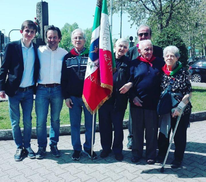 Gino Scanferlato partigiano Gigi 14