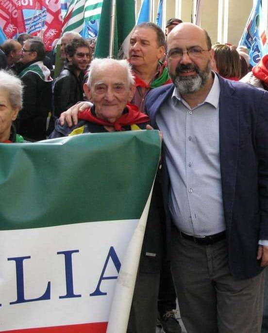 Gino Scanferlato partigiano Gigi 16