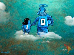 Maradona e Nápoles, um amor à primeira vista