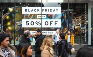 Black Friday and the climate emergency