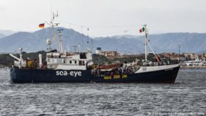 Germany's Sea-Eye adds fourth migrant rescue ship to fleet