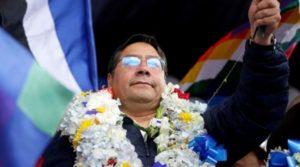 Bolivia. Presidente electo, Luis Arce, sufre atentado de la extrema derecha en la Paz