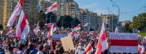"""Belarus: """"Volksultimatum"""" Generalstreik an das """"Väterchen"""""""