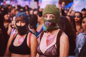 Mujeres chilenas de Oposición: #NoTenemosPresupuesto para erradicar la violencia contra las mujeres