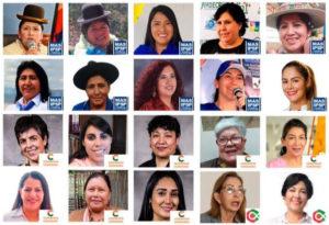 [Bolivie] Plus de 50 % des nouveaux membres du Parlement sont des femmes