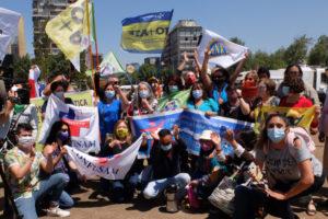 Soziale Organisationen fordern Beteiligung an neuer Verfassung