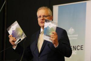 Australia: un riarmo da 350 miliardi