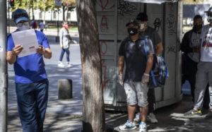 In diesem Jahr 1,9 Millionen mehr Arbeitslose in der Region