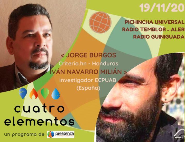 Cuatro Elementos del 19/11/2020 Honduras y Mozambique