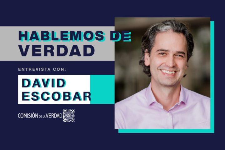 """Colombia: """"Este país necesita hoy, más que nunca, diálogo social"""": David Escobar Arango"""