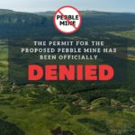 Victory for Tribes, Waterways, and Planet as Pebble Mine Denied Permit