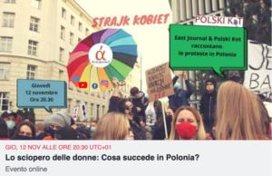 Lo sciopero delle donne: cosa succede in Polonia?