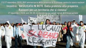 Incontro streaming: Basilicata in rete – dalla protesta alla proposta. Racconti per un territorio che si rinnova