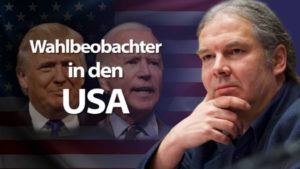 Andrej Hunko: Wahlbeobachter in den USA