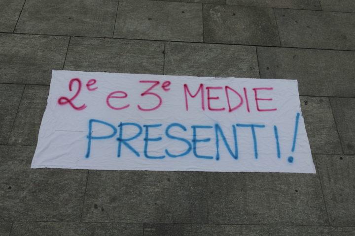 Protesta studenti contro Cirio 30-11-2020 5