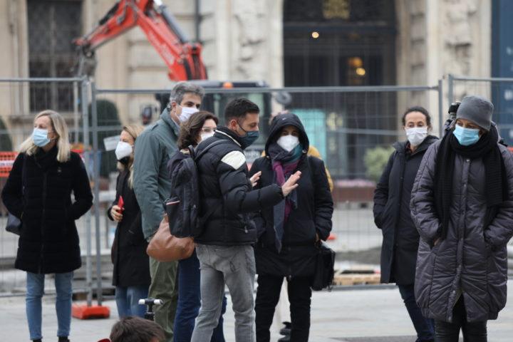 Protesta studenti contro Cirio 30-11-2020 13