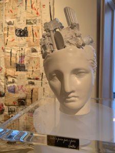 Roma incisa nel tempo di Giambattista Piranesi alla Casa di Goethe