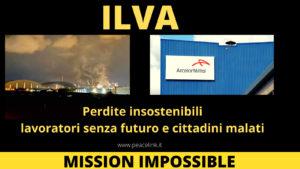 """Le dieci ragioni per cui l'accordo fra Stato e ArcelorMittal è una """"mission impossible"""""""