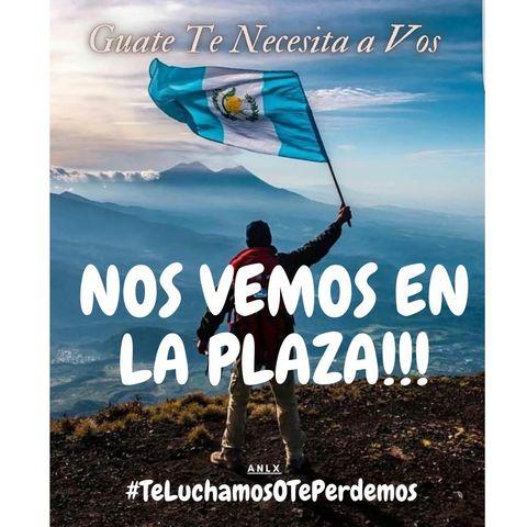 Guatemala es nuevamente escenario de protestas contra la corrupción