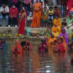 Indien: Chhath Puja – vedisches Fest mit Botschaft für Umweltschutz