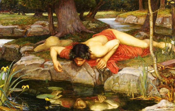 Narciso e o lago podre do capitalismo