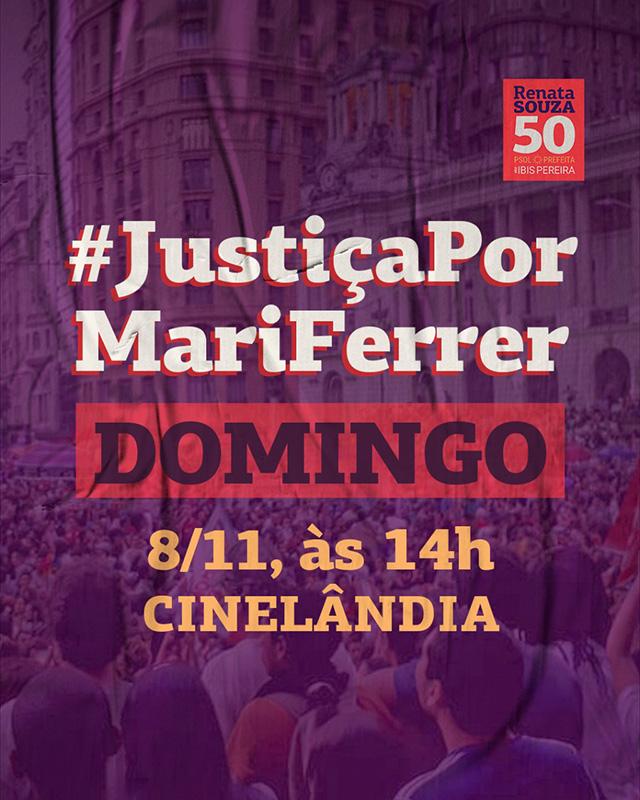 #JustiçaporMariFerrer 10-Jac Melo