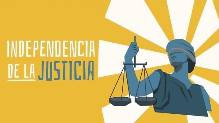 Campaña por la Independencia de la Justicia